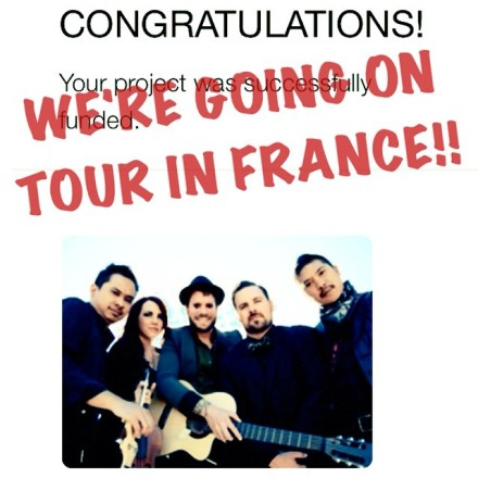 Congratulations!!! QB's Going To France!!!!
