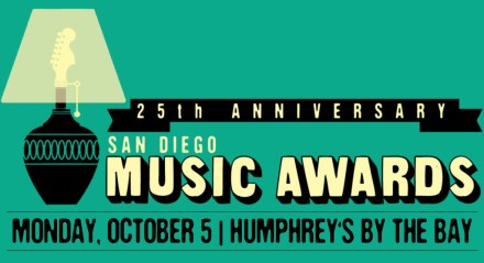 QB! Nominated for best World Music Album @ SDMA's