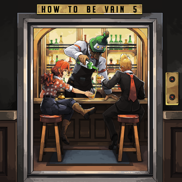 How To Be Vain Vol. #5 Out Feb 28th!!!!